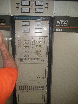 Nec Pcn 1435 Ah 5 Channel 11 Vhf Tv Transmitters