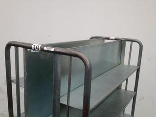 Plain shelfs