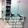 ALTERAN TECHNOLOGIES / FREE AUDIOVISUAL ASSESS & PRESERVATION SURVEY