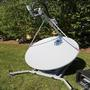 TRACSTAR / PORTABLE VSAT SELF AIM 6 WATT BUC