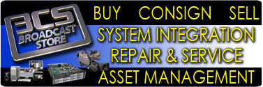 Buy, Consign, Sell, System Integration, Service, Repair, Asset Management!
