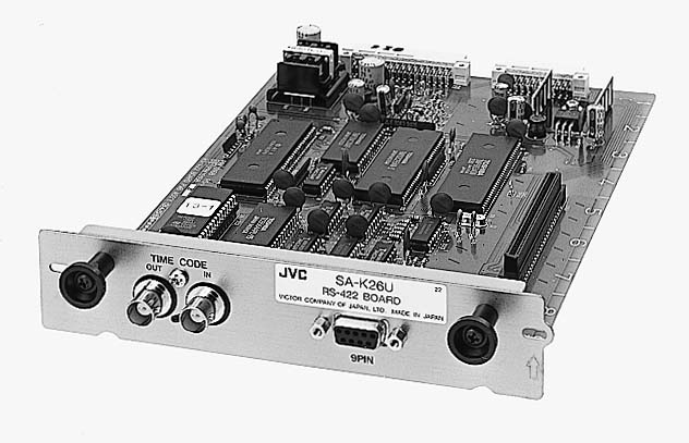 JVC SA-K26U Misc  Hardware