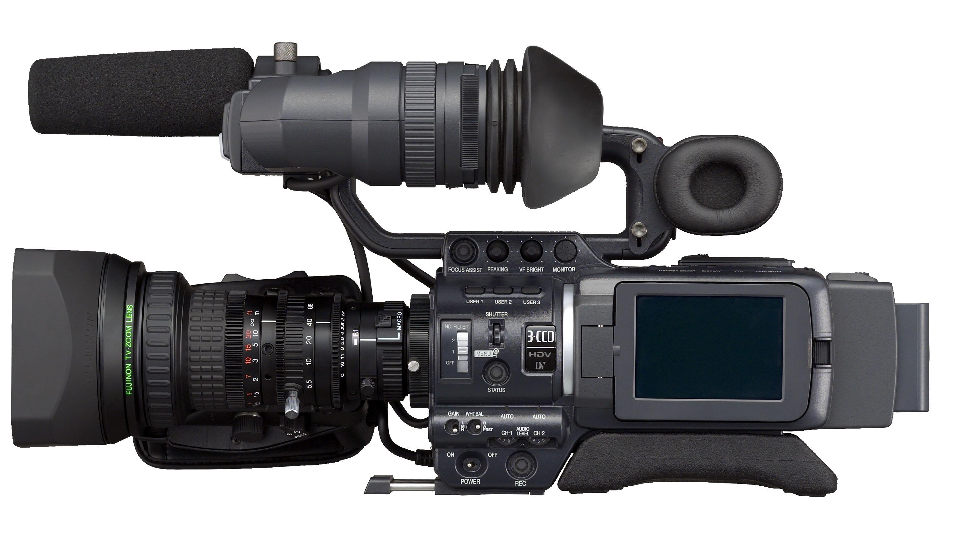 JVC GY-HD100AU HDV Camcorder