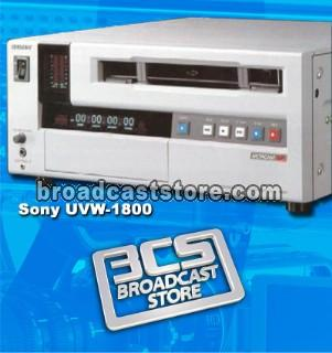 SONY / UVW-1800