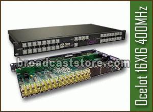 PESA Ocelot 16x16 Routing Switcher