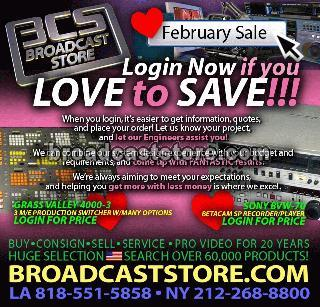 BCS / LOGGED IN SALE