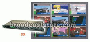 ZANDAR TECHNOLOGIES / MULTIVIEWER DX8