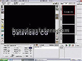 DATAVIDEO / CG100S