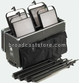 LITEPANELS / LP1X1-4LK