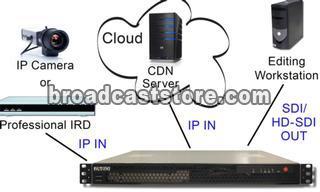 DVEO / D-STREAMER IP/DIG