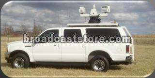 FORD / EXCURSION WITH 52' MAST
