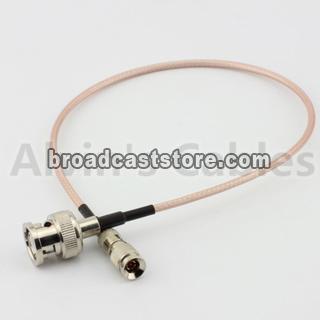 ALVIN'S CABLES / DIN 1.0/2.3 MINI BNC TO BNC MALE HD SDI