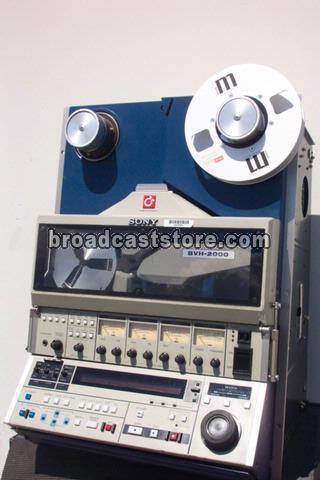 Sony Bvh 2000 1 Quot Vtr