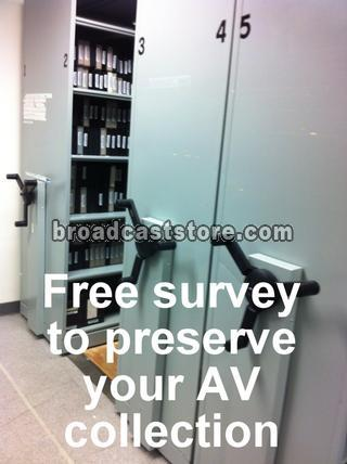 ALTERAN / FREE AUDIOVISUAL ASSESS & PRESERVATION SURVEY