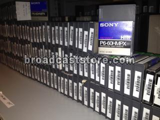 ALTERAN Hi-8 video tape transfer to digital file 1/4 inch
